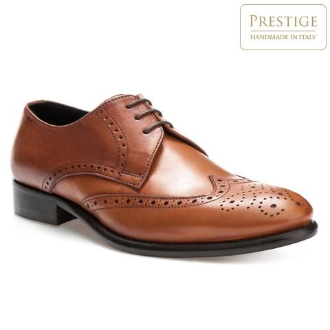 Обувь мужская, светло-коричневый, 84-M-052-7-42, Фотография 1