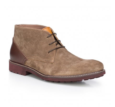 Обувь мужская, светло-коричневый, 87-M-820-8-40, Фотография 1