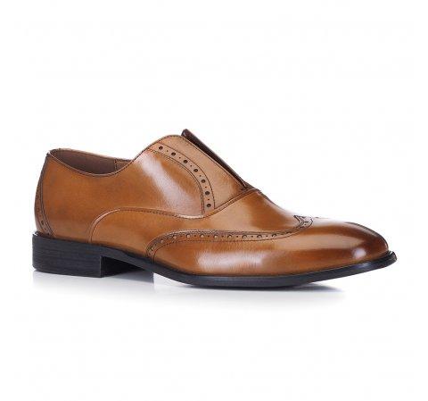 Обувь мужская, светло-коричневый, 88-M-923-1-40, Фотография 1