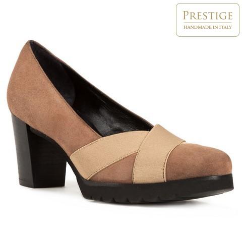 Обувь женская, светло-коричневый, 83-D-116-8-36, Фотография 1