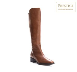 Обувь женская, светло-коричневый, 83-D-455-5-37, Фотография 1