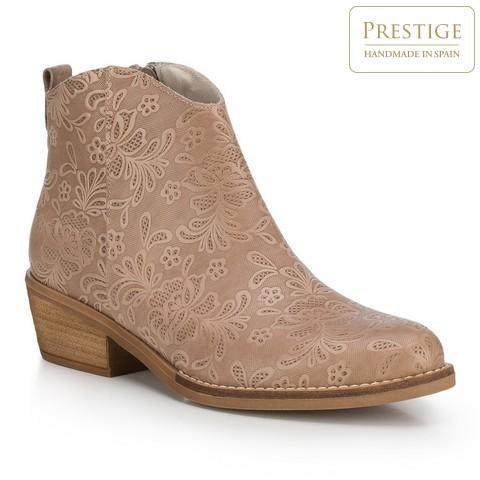 Обувь женская, светло-коричневый, 88-D-457-5-36, Фотография 1