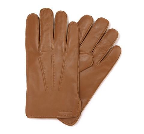 Перчатки мужские, светло-коричневый, 39-6-348-L-X, Фотография 1