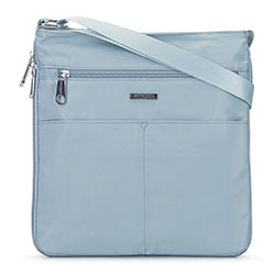 Dámská kabelka, světlo modrá, 92-4Y-106-7, Obrázek 1