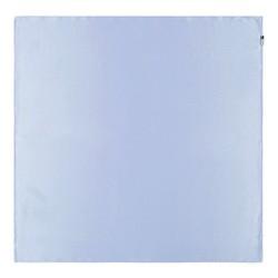 Hedvábný šátek, světlo modrá, 93-7D-S01-24, Obrázek 1