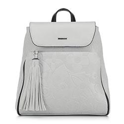 Рюкзак женский, светло - серый, 90-4Y-602-8, Фотография 1