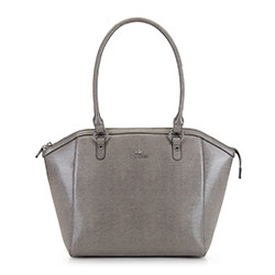 Női táska, szürke, 90-4E-606-8, Fénykép 1