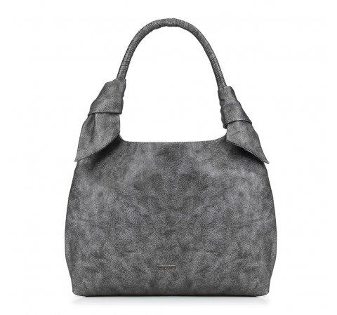 Női táska, szürke-ezüst, 89-4Y-350-4, Fénykép 1