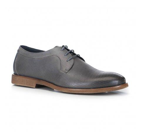 Férfi cipő, szürke, 88-M-914-8-40, Fénykép 1