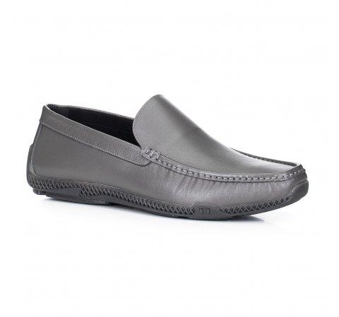 Férfi cipő, szürke, 88-M-906-8-42, Fénykép 1