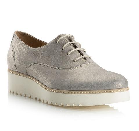 Női cipő, szürke, 80-D-105-0-36_5, Fénykép 1
