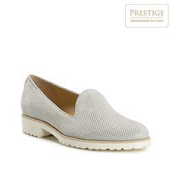 Női cipő, szürke, 82-D-115-0-35, Fénykép 1