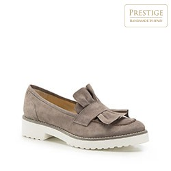 Női cipő, szürke, 86-D-105-8-35, Fénykép 1
