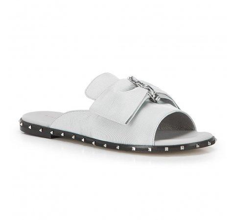 Női cipő, szürke, 86-D-654-8-38, Fénykép 1