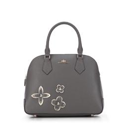 Női táska, szürke, 87-4E-436-8, Fénykép 1