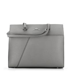 Női táska, szürke, 89-4E-415-8, Fénykép 1