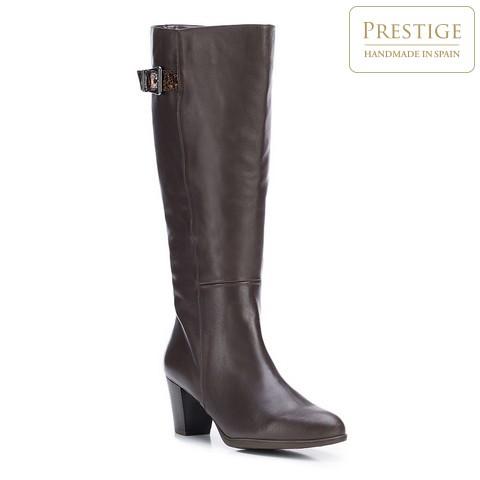 Обувь женская, темно-коричневый, 87-D-313-1-41, Фотография 1