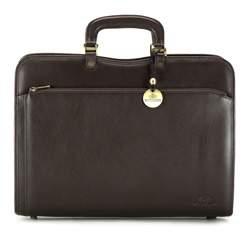 Портфель, темно-коричневый, 02-3-053-4, Фотография 1
