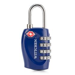 Кодовый замок, темно-синий, 56-30-023-92, Фотография 1