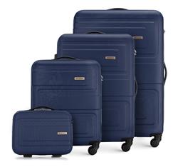 Комплект чемоданов, темно-синий, 56-3A-63K-90, Фотография 1