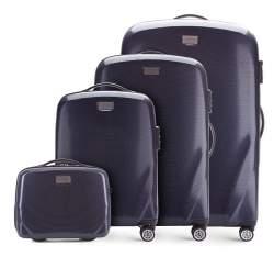 Комплект чемоданов, темно-синий, 56-3P-57K-90, Фотография 1