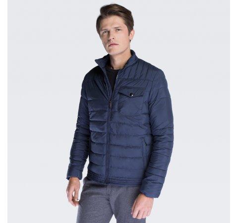 Куртка мужская, темно-синий, 87-9N-450-1-S, Фотография 1