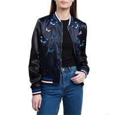 Куртка женская, темно-синий, 84-9N-113-7-L, Фотография 1