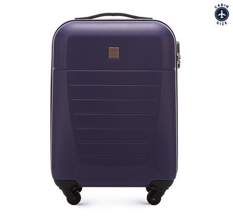 Маленький чемодан, темно-синий, 56-3A-251-85, Фотография 1
