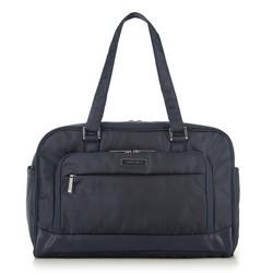 Многофункциональная дорожная сумка с местом для нетбука, темно-синий, 56-3S-705-90, Фотография 1