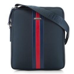 Мужская сумка через плечо, темно-синий, 91-4U-203-7, Фотография 1