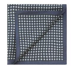 Нагрудный платок, темно-синий, 85-7P-X01-X7, Фотография 1