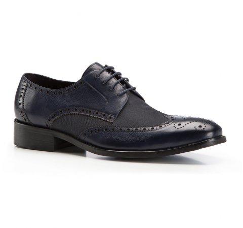 Обувь мужская, темно-синий, 86-M-807-7-44, Фотография 1
