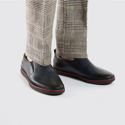 Обувь мужская, темно-синий, 86-M-900-7-44, Фотография 1