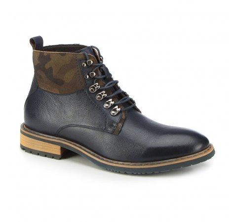 Обувь мужская, темно-синий, 87-M-933-7-44, Фотография 1