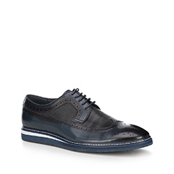 Обувь мужская, темно-синий, 88-M-807-7-41, Фотография 1