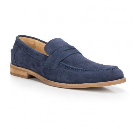 Обувь мужская, темно-синий, 88-M-817-4-40, Фотография 1