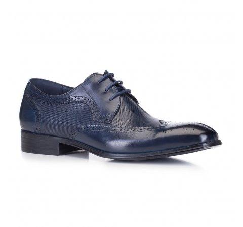 Обувь мужская, темно-синий, 88-M-930-1-40, Фотография 1