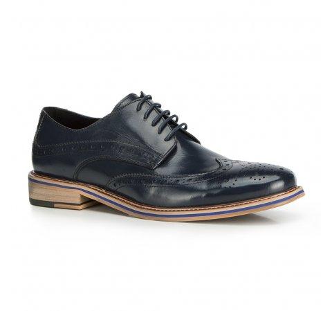 Обувь мужская, темно-синий, 90-M-512-5-44, Фотография 1