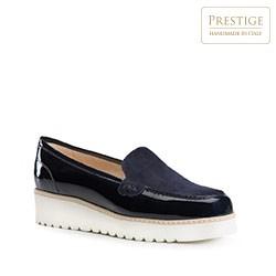 Обувь женская, темно-синий, 84-D-111-7-39_5, Фотография 1