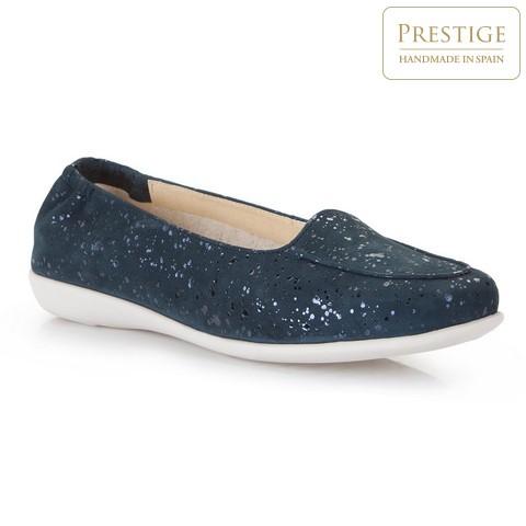 Обувь женская, темно-синий, 86-D-305-S-40, Фотография 1