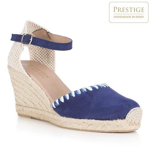 Обувь женская, темно-синий, 88-D-500-7-40, Фотография 1