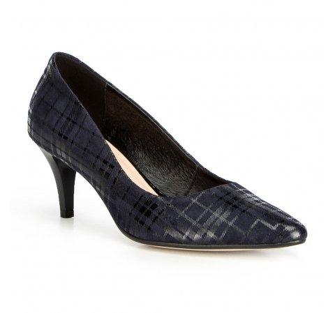 Обувь женская, темно-синий, 90-D-203-7-40, Фотография 1