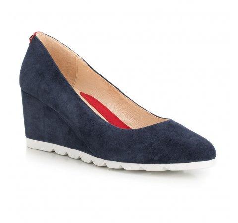 Обувь женская, темно-синий, 90-D-904-7-37, Фотография 1