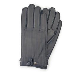 Перчатки мужские, темно-синий, 39-6-715-GC-M, Фотография 1