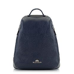 Рюкзак женский, темно-синий, 90-4E-368-7, Фотография 1