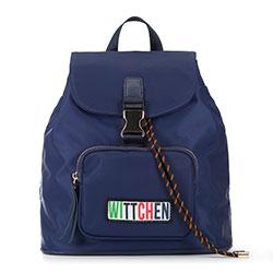 Рюкзак, темно-синий, 90-4Y-302-7, Фотография 1