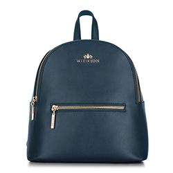 Рюкзак женский, темно-синий, 89-4-617-7, Фотография 1