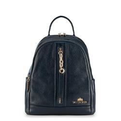 Рюкзак женский, темно-синий, 89-4E-369-7, Фотография 1