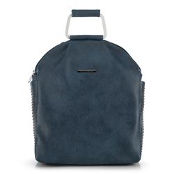 Рюкзак женский, темно-синий, 90-4Y-712-7, Фотография 1