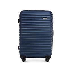 Средний чемодан, темно-синий, 56-3A-312-91, Фотография 1